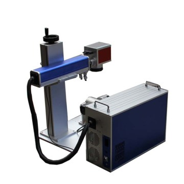 20W/30W/50W Color Mopa Portable Fiber Laser Marking Machine