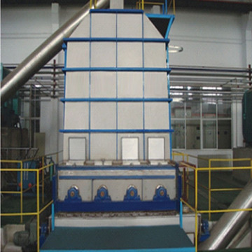 High consistency Pulp Bleaching Tower