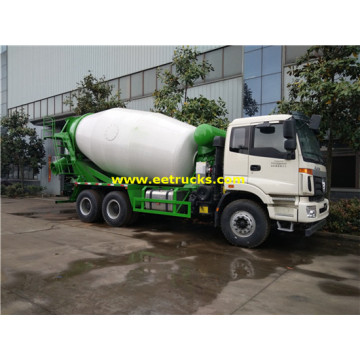 Auman 336hp 10cbm Concrete Mixer Trucks