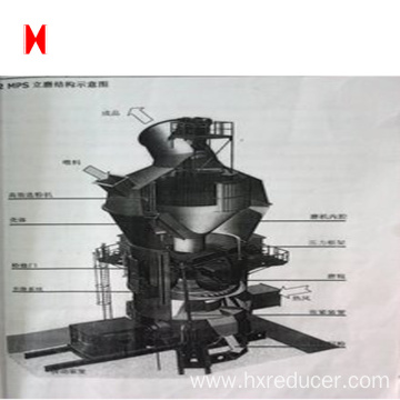 Large pulverizing equipment of vertical mill