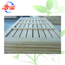 China for Finger Joint Laminated Board 1220X2440mm radiant pine  finger joint board supply to France Metropolitan Supplier