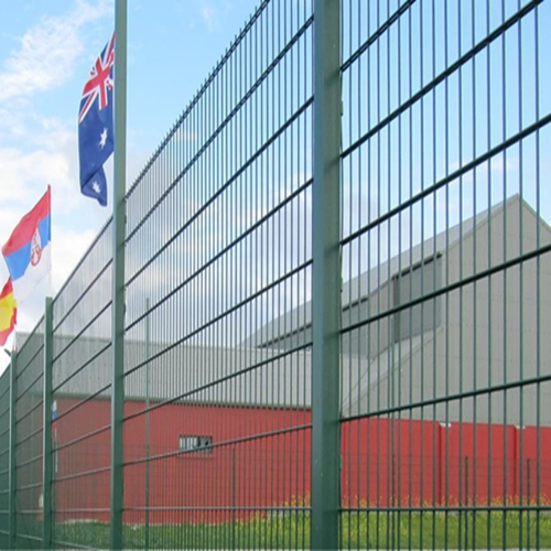 double wire And  welded wire mesh fence