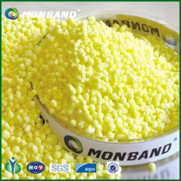 Yellow Granular Calcium Nitrate with Boron