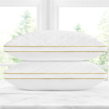 Pure Natural 100% Cotton Fabric Pillow