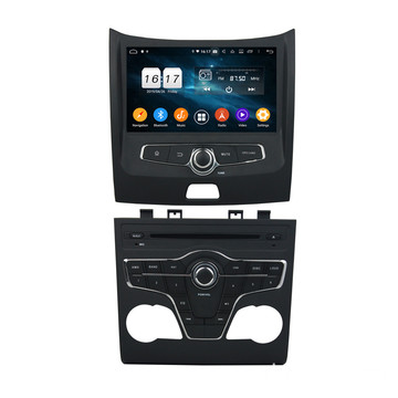 Android car gps dvd player for Besturn B50