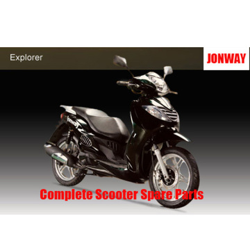 Jonway Explorer Complete Scooter Spare Parts Original Spare Parts