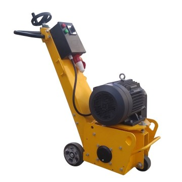 380V Siemens Motor Concrete Scarifying Machine Price