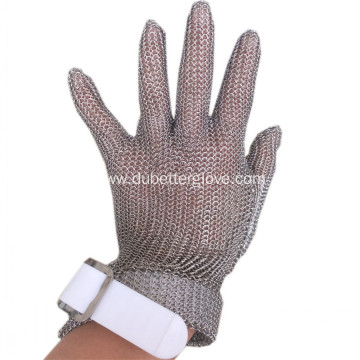 Cut Resistant ChainMail Protective Glove