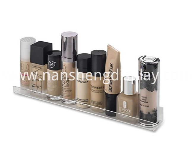 Acrylic Cosmetic Makeup Display