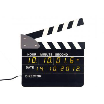 Large Size Clap-stick Digital Clock