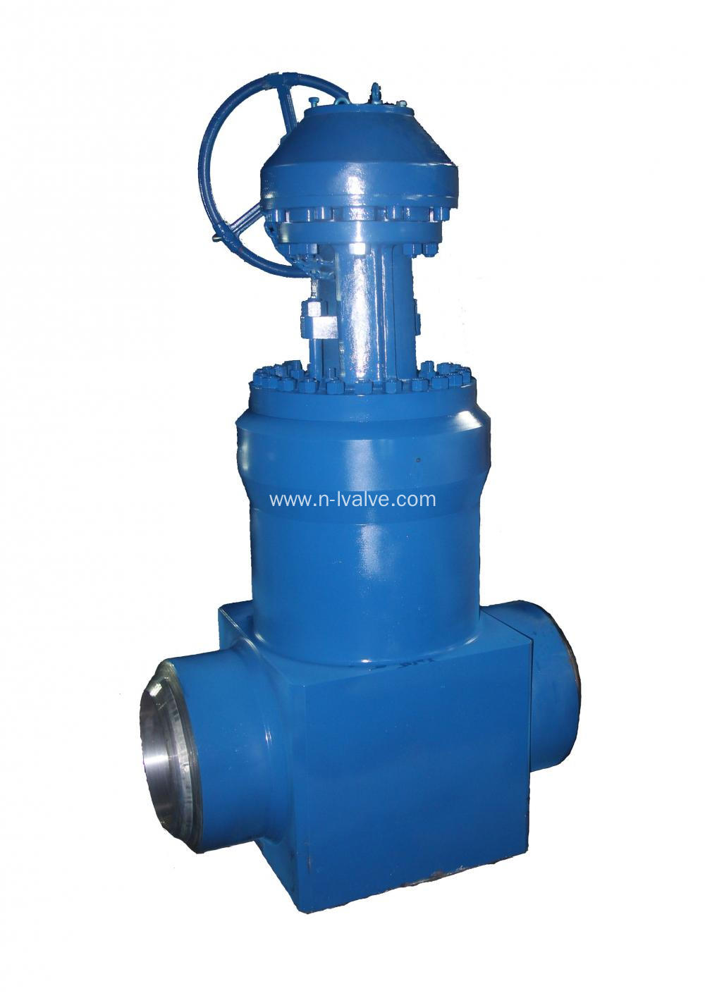 Parallel Slab Disc Gate Valve