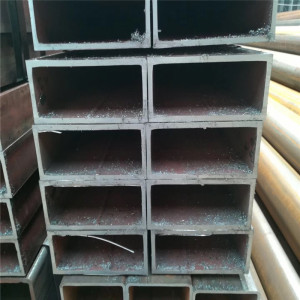 Goods high definition for Offer Hot Finished Rectangular Steel Profile, Galvanized Rectangular Steel Profile,Rectangular Steel Profile From China Manufacturer Q195 ERW Square Steel Tubings supply to Spain Manufacturers