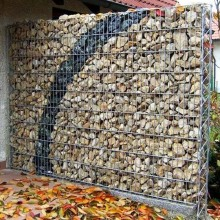 Quality for Gabion Retaining Wall Hot Dipped Galvanized Welded Gabion Box export to Angola Manufacturer