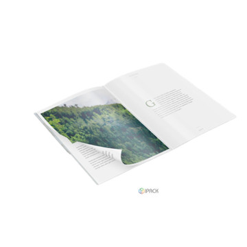 Custom Booklet Printing Brochure Photo Picture Album