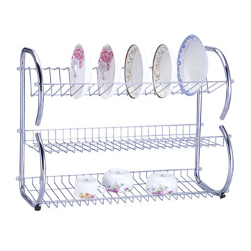 3 Tier Iron Kitchen Dish Stand