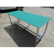 Personlized Products for Assembly Table With Aluminum,Aluminum Esd Workbench,Aluminum Esd Work Desk Manufacturers and Suppliers in China Repair Table for Industrial Factory export to India Manufacturers