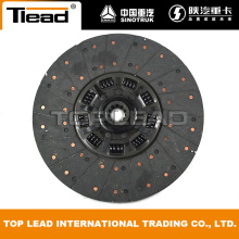 High quality Clutch disc WG1560161130 for SINOTRUK HOWO