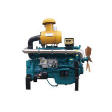 China Manufacturers for Diesel Engine Generator Set 6126 Generator Weifang Diesel Engine 250KW supply to Azerbaijan Exporter