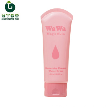 100ml cosmetic plastic tube for face wash packaging