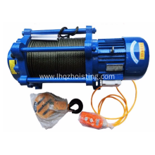 800kg   wire rope kcd electric hoist