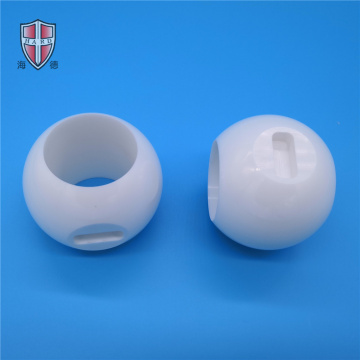 High Density ZrO2 Ceramic Hollow Bead Accessories