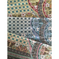 Lace Design Rayon Poplin shuttle 45S Printing Fabric