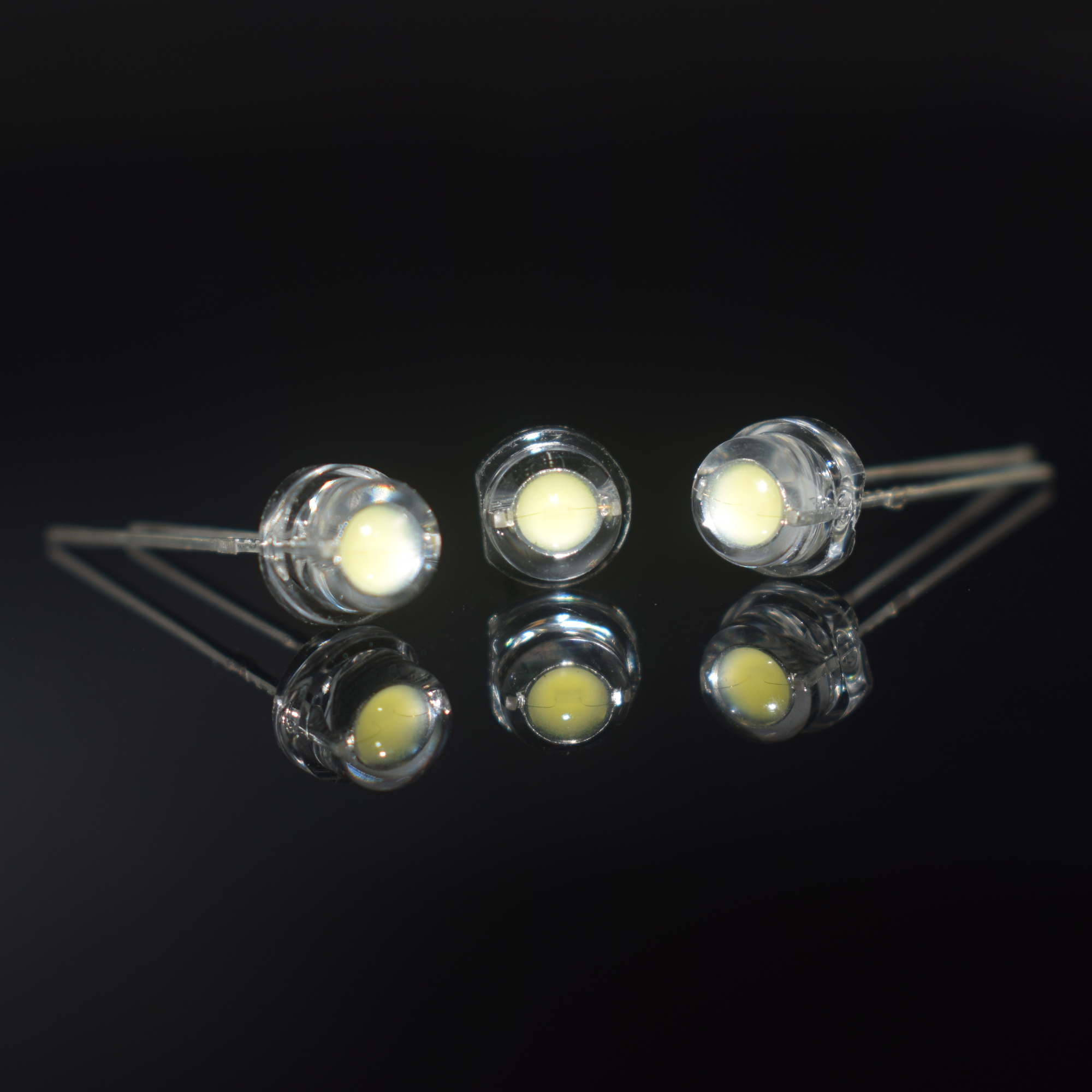 Super bright 5mm white LED