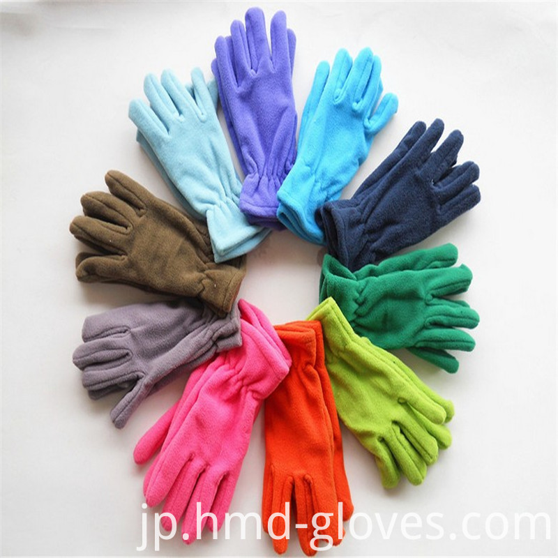 Fleece Gloves 30