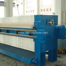 Paper Belt Filter Press for Waste Water Treatment