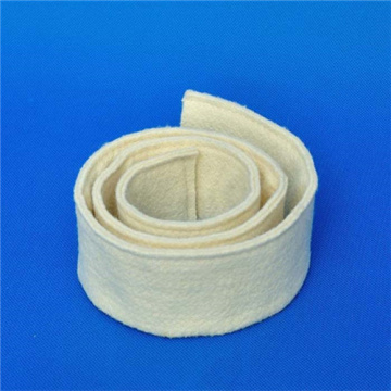 Heat Resistant Felt Industrial Spacer Sleeve