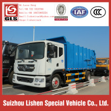 Compactor Garbage Truck Prices Large Capacity