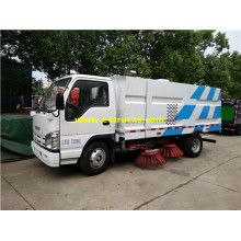 ISUZU 130HP 5 MT Road Sweeping Vehicles