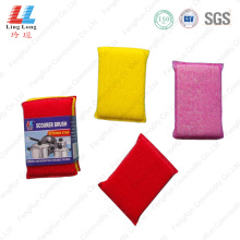 Wholesale Kitchen Sponge scouring dish sponge with handle