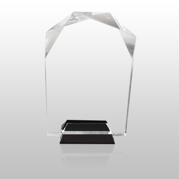 OEM/ODM Supplier for Perspex Trophies Personalised engraved promotional awards export to India Manufacturer