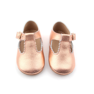 T Bar Mary Janes Baby Girls Dress Shoes