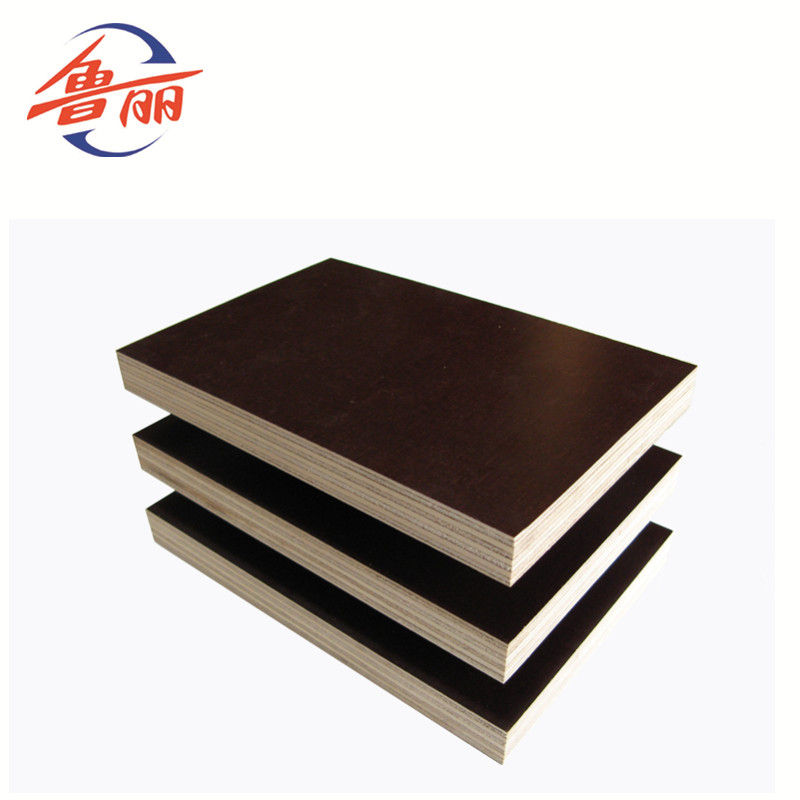 Black brown  film faced plywood for building