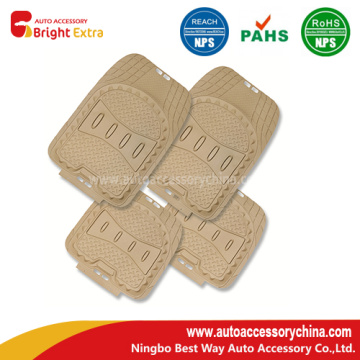 Factory best selling for Car Rubber Mats Deep Pocket All Weather Vinyl Floor Mats export to Vanuatu Exporter