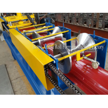 Quality for Glazed Metal Roof Ridge Cap Roll Forming Machine Arched Metal Ridge Cap Roll Forming Machine export to Guyana Importers