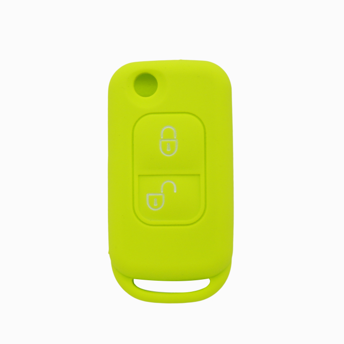 Benz Ford Silicon Key Cover