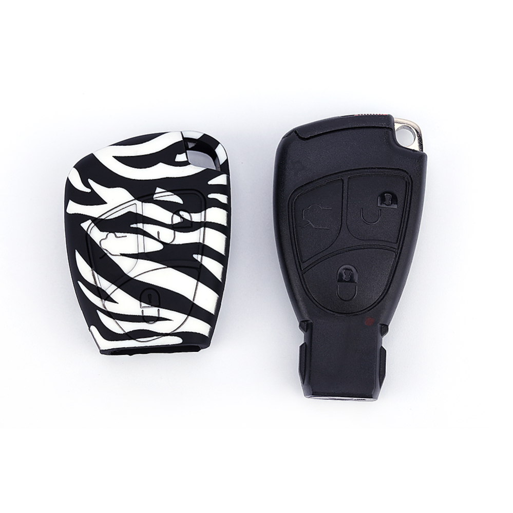 Benz E300 E300L Car Key Case