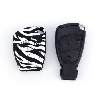 Silicone Key Case For Mercedes Benz E300