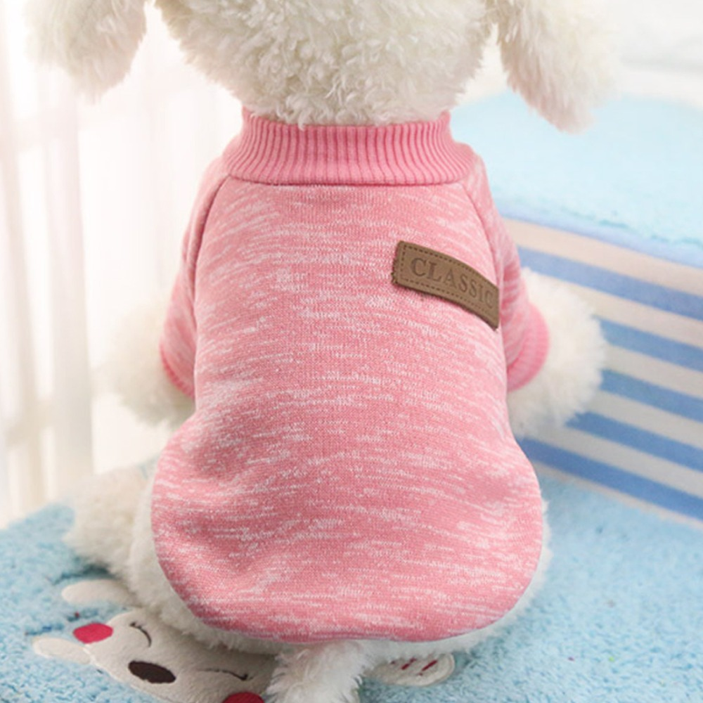 Dog Clothes For Small Dogs Soft Pet Dog Sweater Clothing For Dog Summer Chihuahua Clothes Classic 1