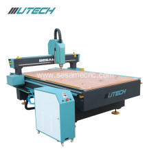 Engineer available to service abroad CNC router