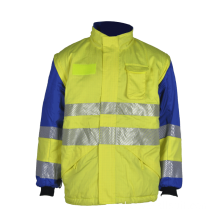 Safety Arc Flash Protective Jacket For Lelders Uniform