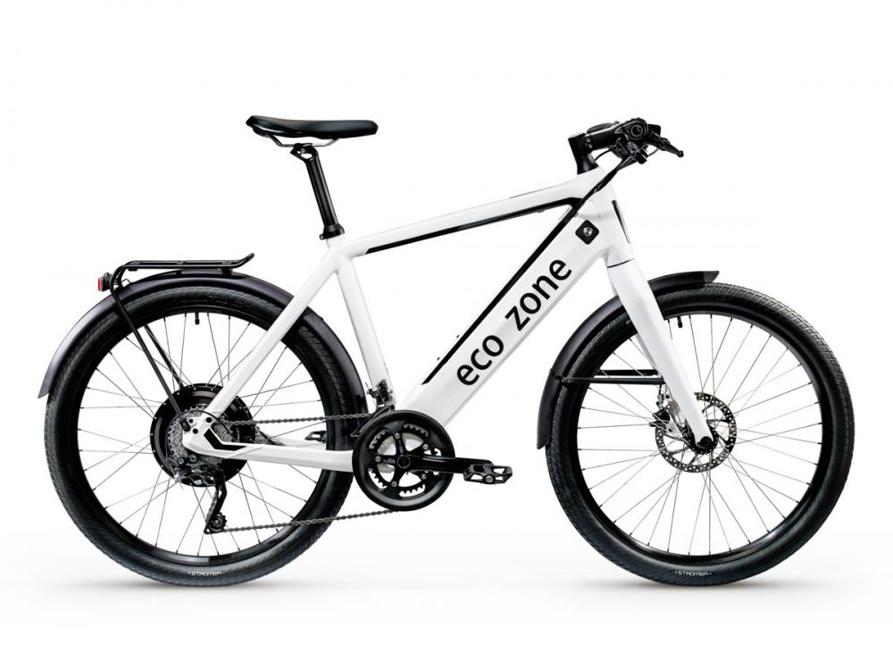 Intelligent power electric bicycle