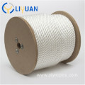 Double braid marine polyester rope for mooring