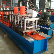 Customized for Palisade Fence Making Machine New design fence roll forming machine export to Qatar Importers