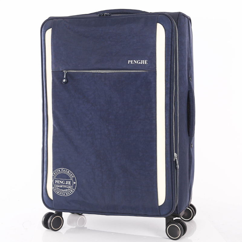 cheap fabric luggage