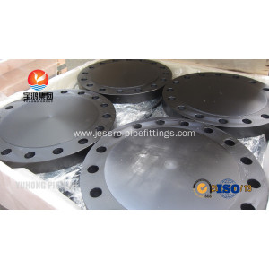 Customized for  Carbon Steel Flange A350 LF2 ASME B16.5 supply to Tonga Exporter