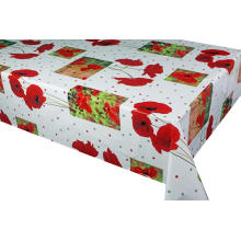 Pier 1 Pvc Printed fitted table covers